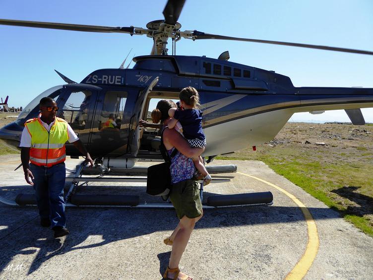 Vol hélicoptère
