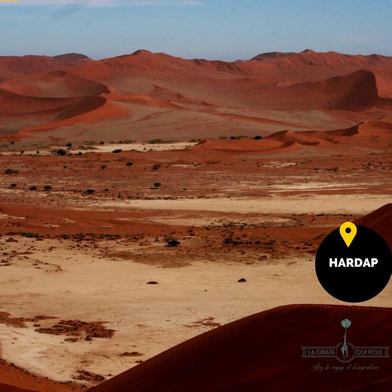 hardap région namibie
