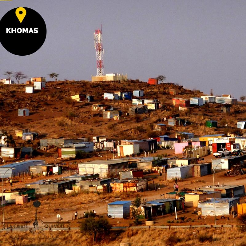khomas windhoek région namibie