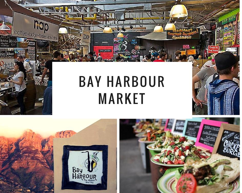marche capetown bay harbour market