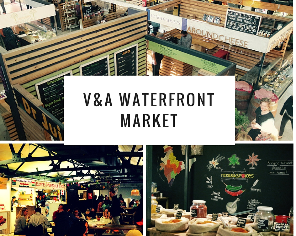 marche capetown V&A waterfront