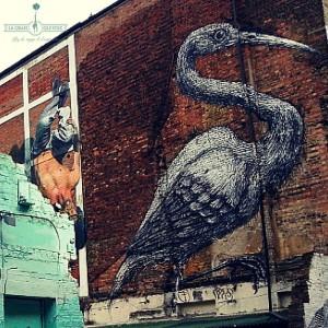 street art londres
