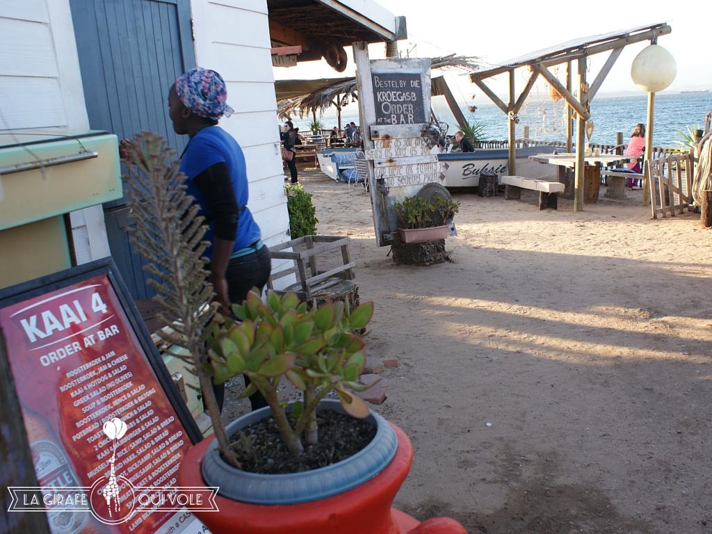 mossel bay route des jardins afrique du sud