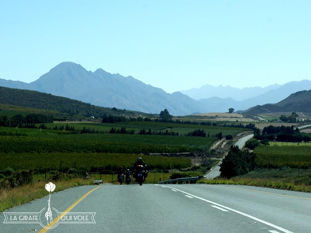 route des jardins afrique du sud