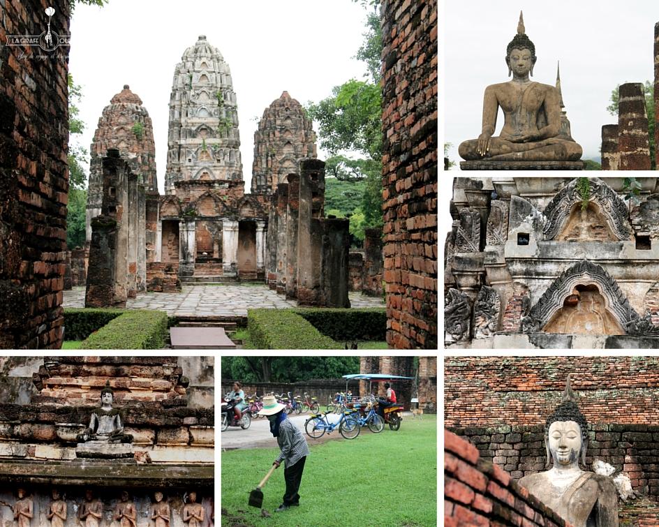 sukhothai thailande
