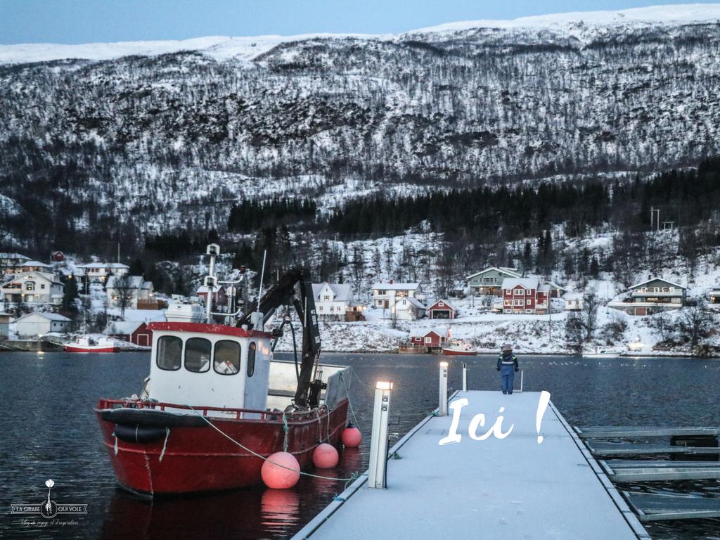 magie tromso norvege