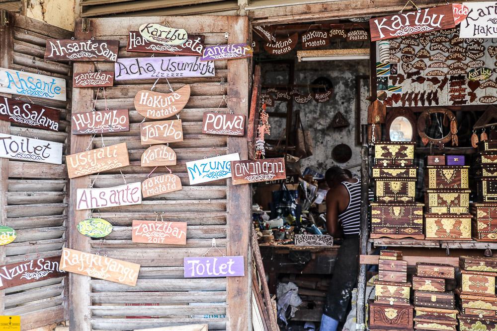 guide zanzibar Tanzanie