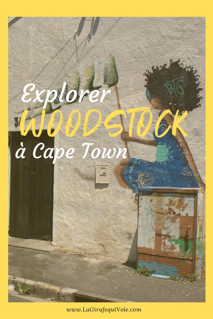 Woodstock Cape Town Afrique du sud