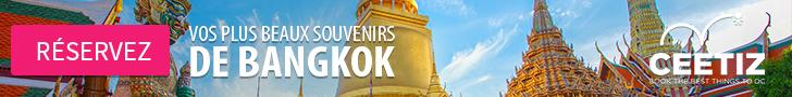 voyage Bangkok Thaïlande