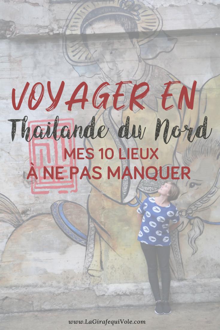 voyage Thaïlande du nord