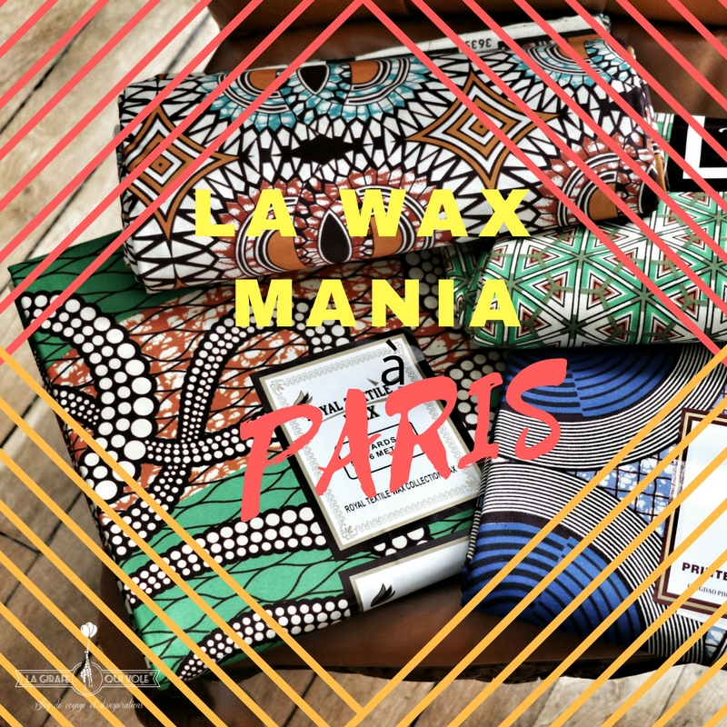 La Wax Mania A Paris