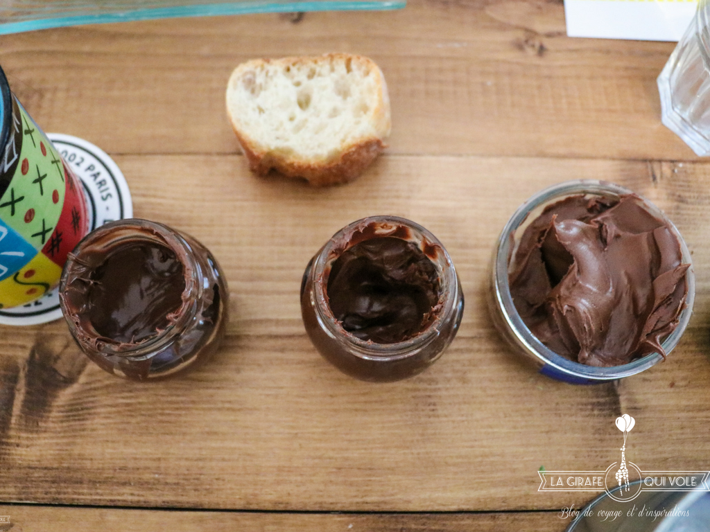 test 5 pates à tartiner chocolat sans huile de palme