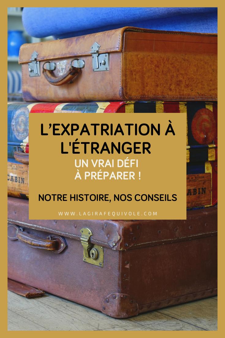 expatriation conseils