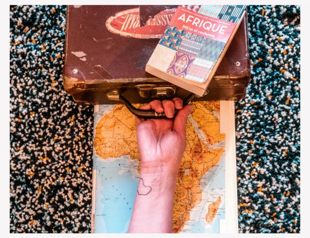 la liste de mes envies et de mes rêves en Afrique