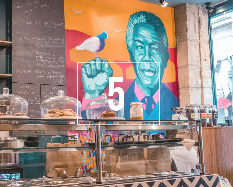 restaurant BMK Paris Bamako