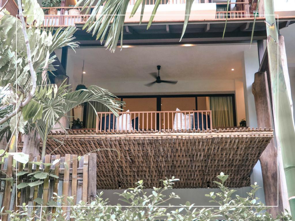 hôtel raya heritage Chiang mai
