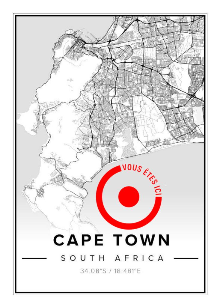 soiree Cape Town l'essentiel