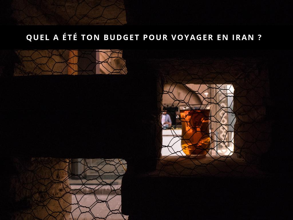 voyager en iran