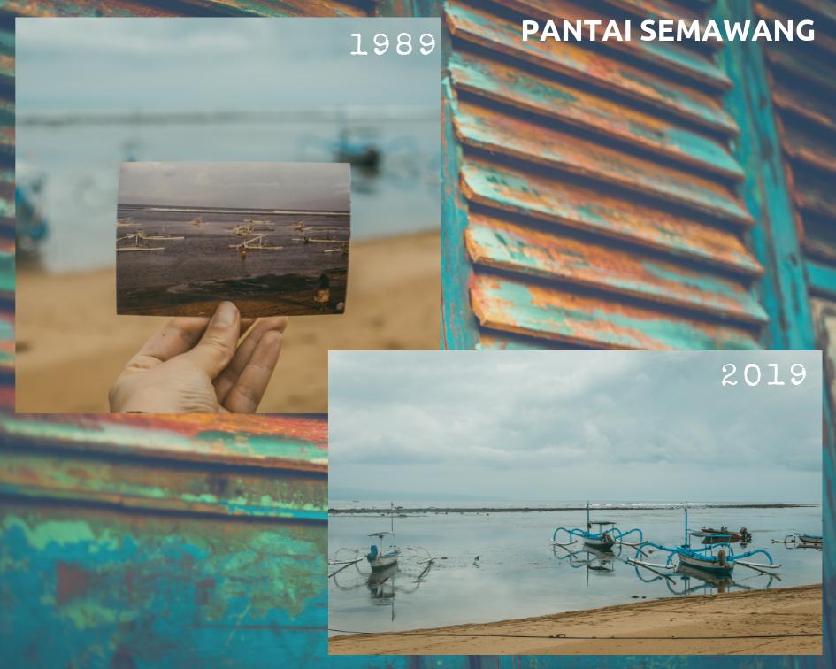 voyage à Bali trente ans après
