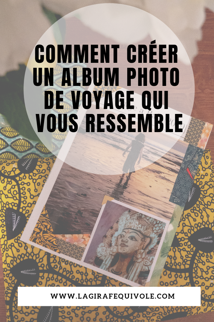 album photo voyage Cheerz