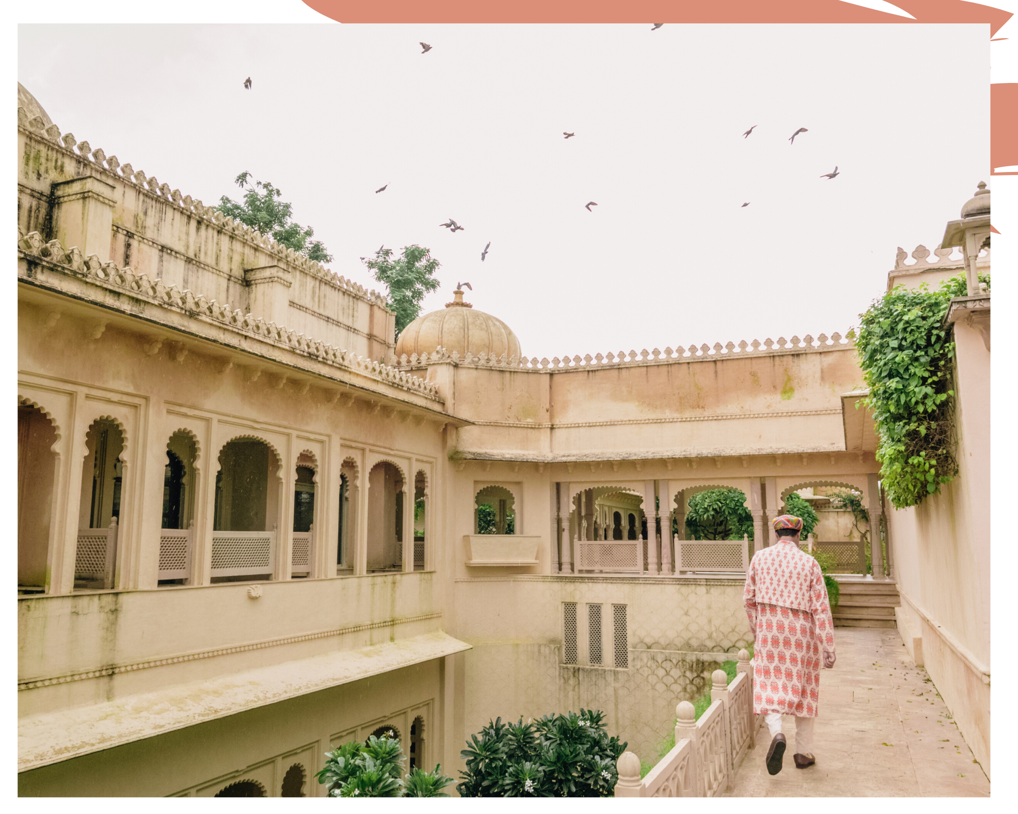 hôtel Rajasthan en Inde
