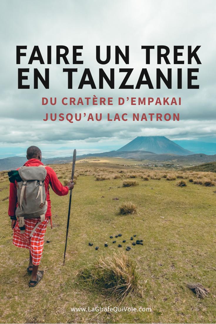 trek Tanzanie empakai